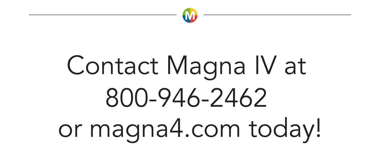 Magna IV contact Us
