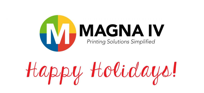 Magna IV Happy Holidays