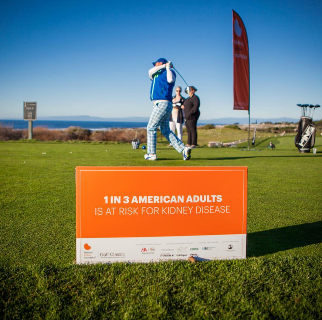 event signage, event banners, banners, on demand print, NKF golf classic