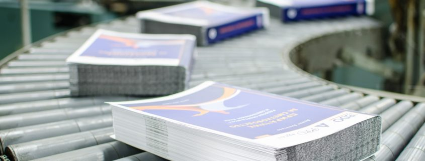 Offset Printing vs Digital Printing: The Difference
