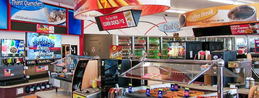 Convenience Store Signs & Graphics Are Critical For Sales