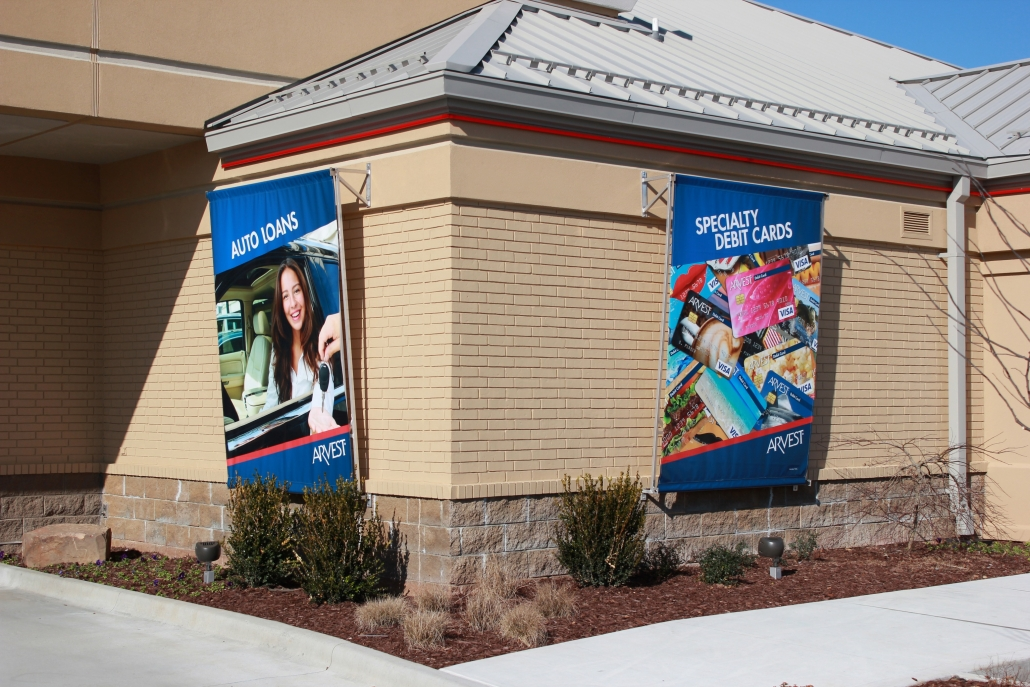 Hospital Signage, Building Signage, Exterior Signage, Outdoor Graphics, Outdoor Marketing