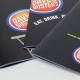 Ultraviolet Printing Enhances Printed Restaurant Collateral